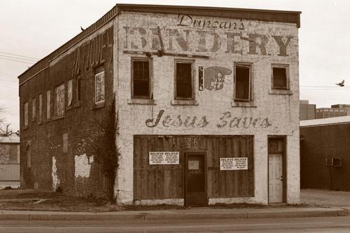 Jesus Saves (large view)