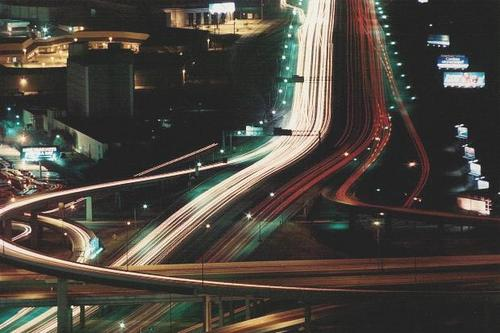 Stemmons Freeway (large view)