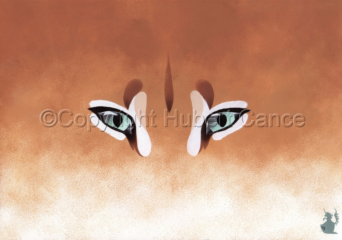"""Caracal"" (large view)"