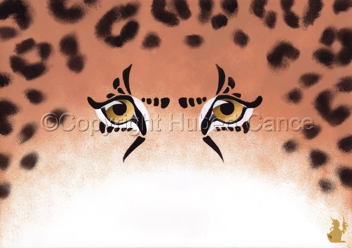 """""""Leopard"""" (large view)"""