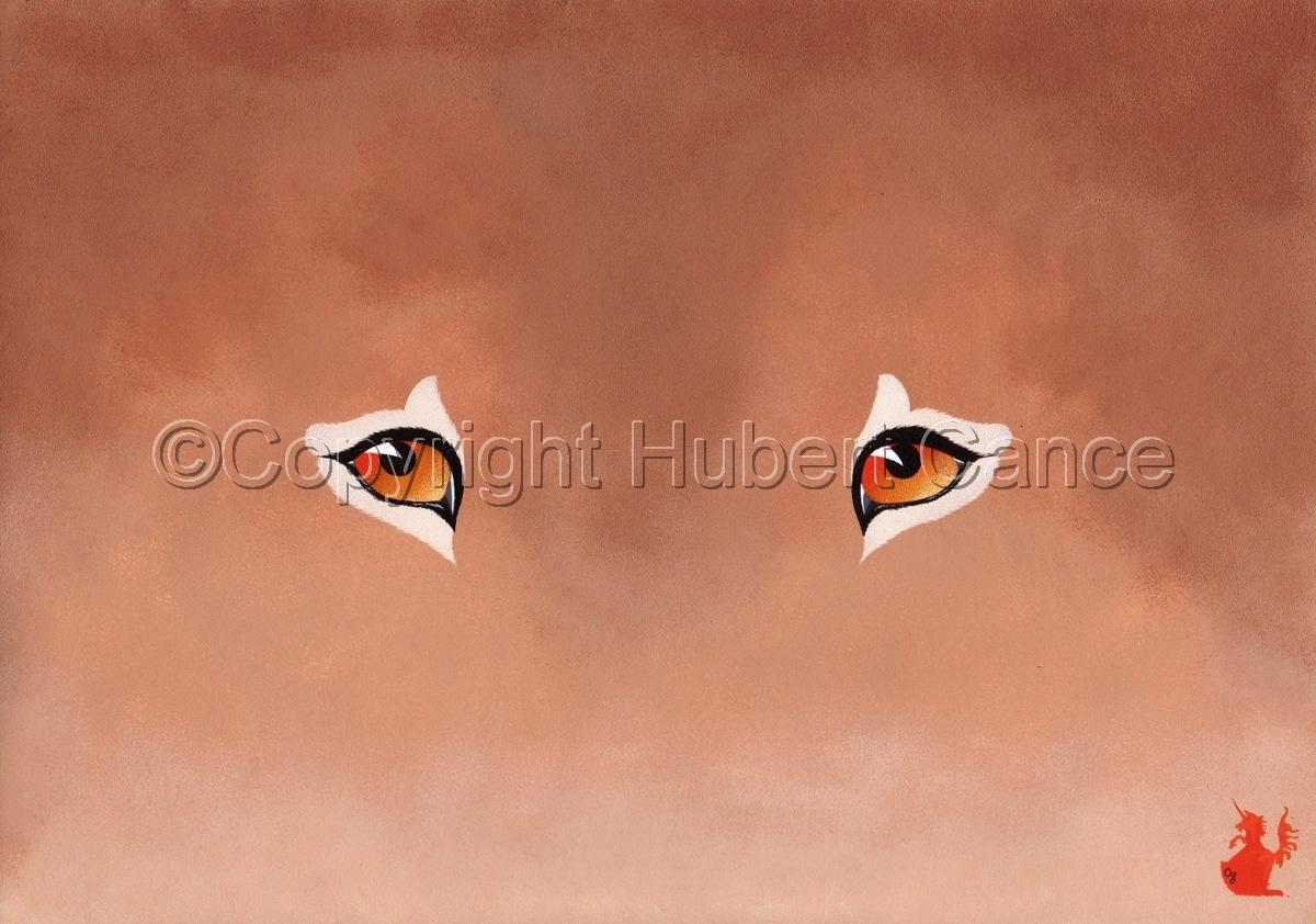 """Lion"" (large view)"