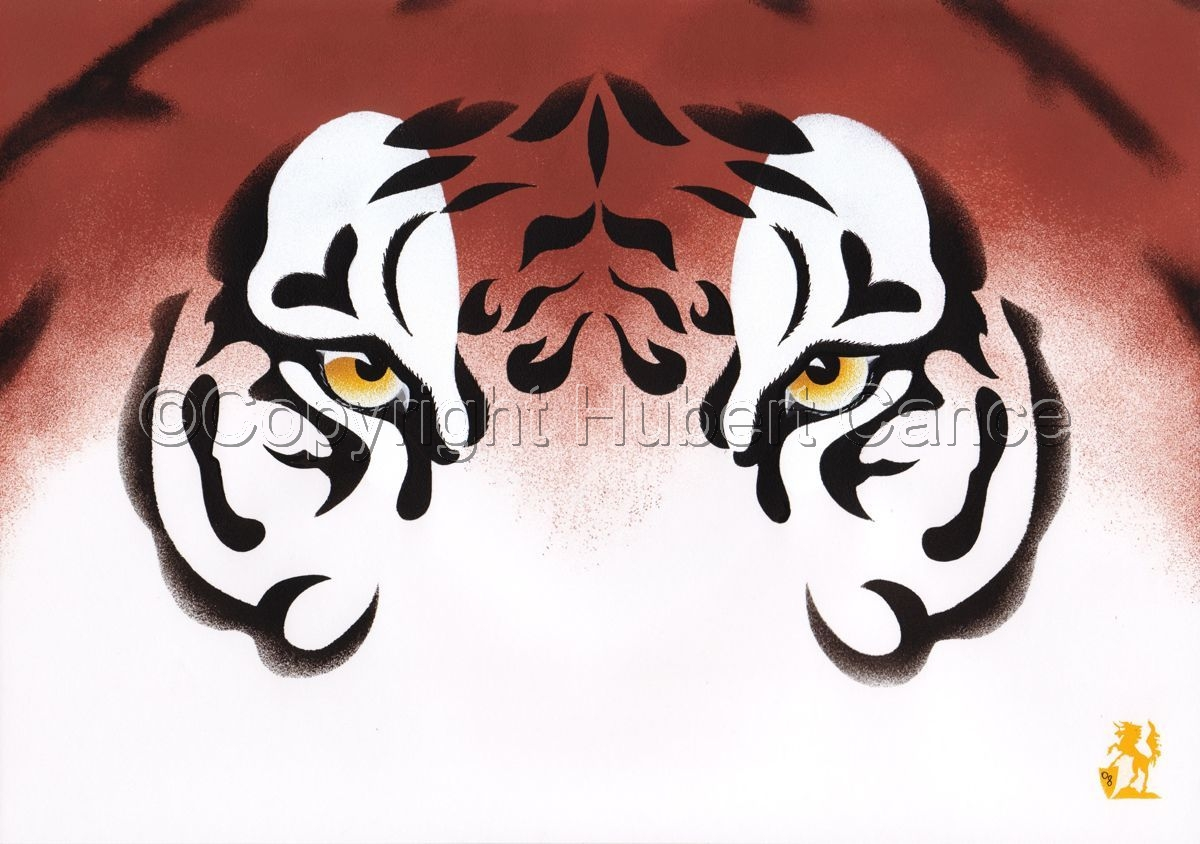 """Siberian Tiger"" (large view)"
