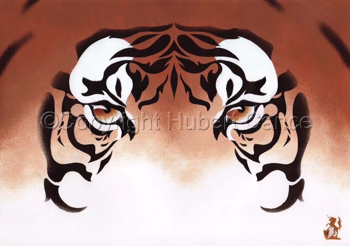 """""""Sumatra Tiger"""" (large view)"""