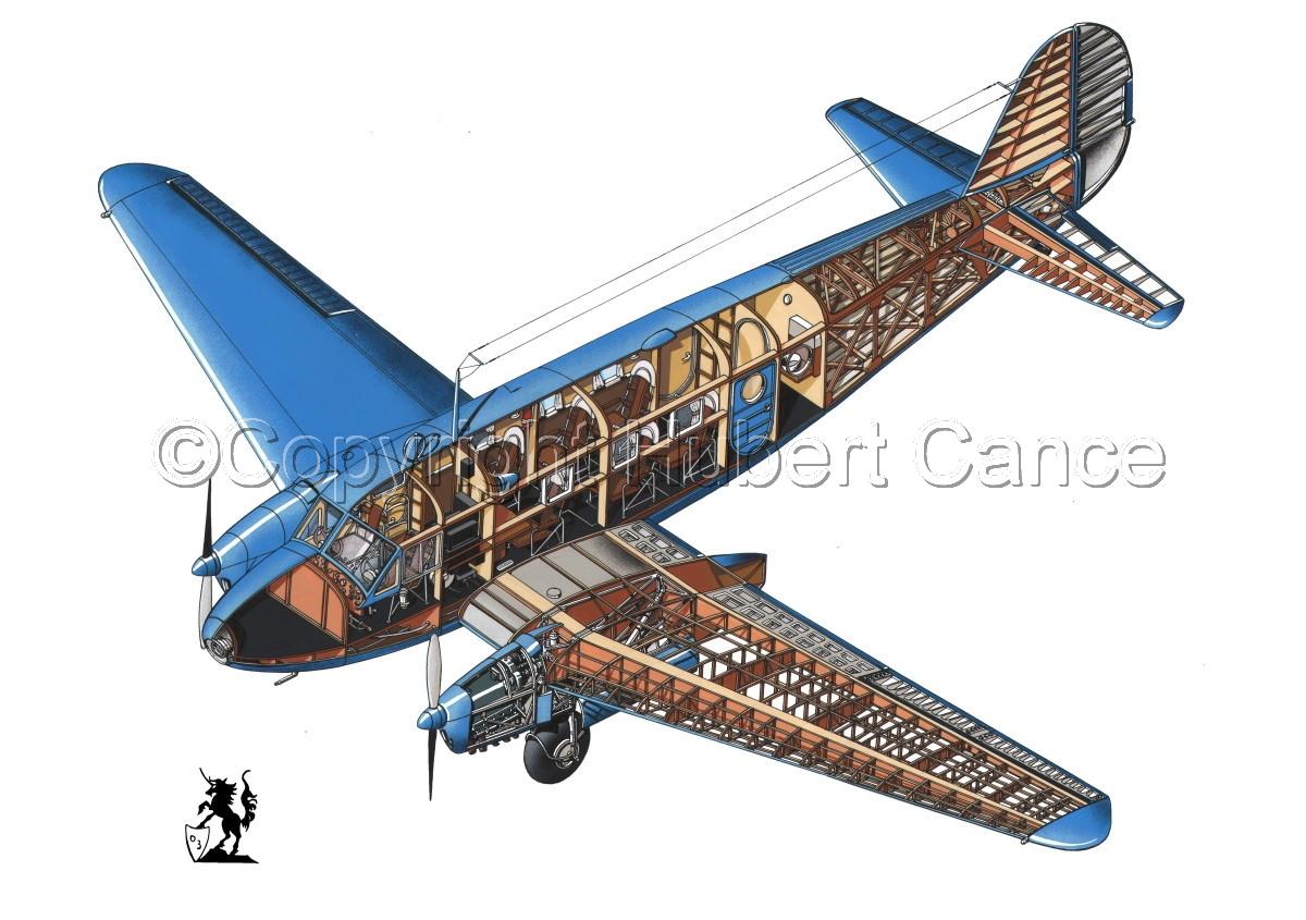 """Caudron C445 """"Goeland"""" #1.1 (large view)"""