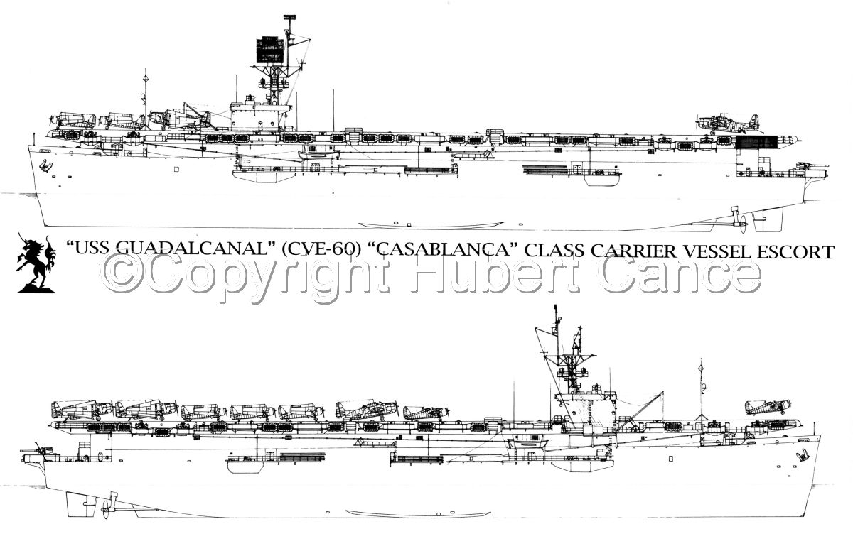 USS Guadalcanal (large view)