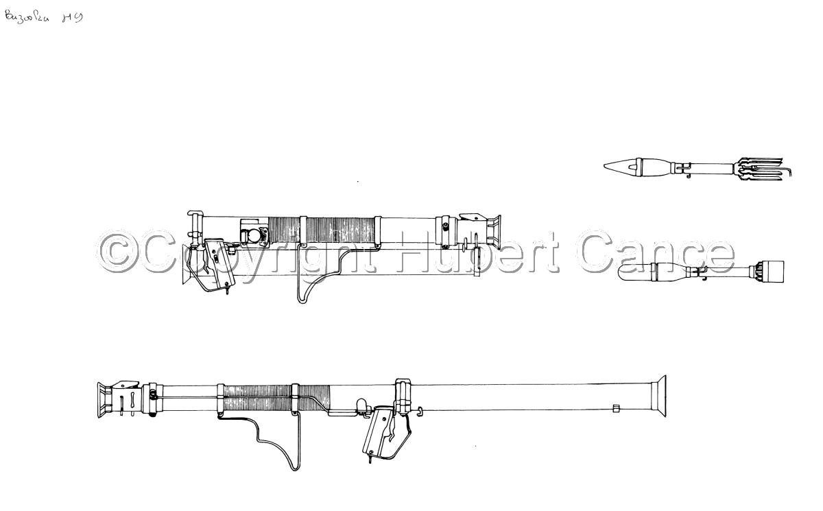 Bazooka M1A1 (large view)