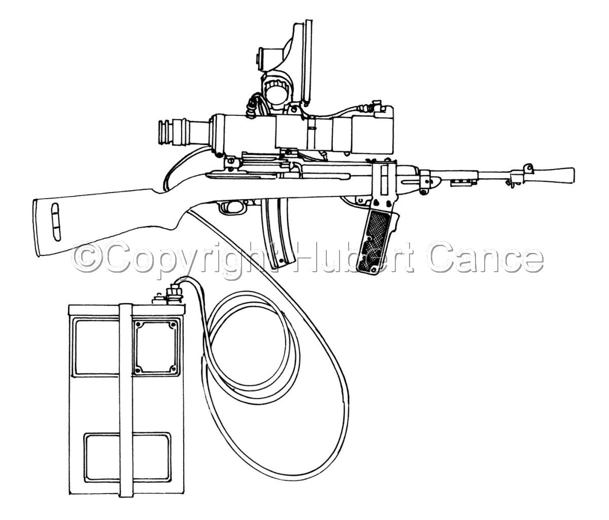 US M3 Carbine (large view)