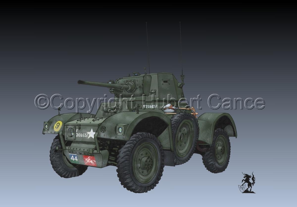 Daimler Mk.I Armoured Car #2 (large view)