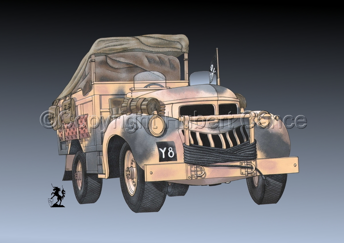 Chevrolet 1533X2 LRDG #2 (large view)