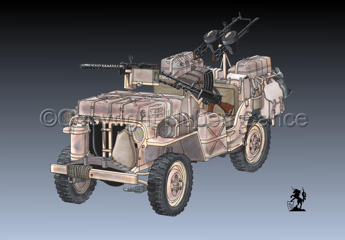 Jeep LRDG #2 (large view)