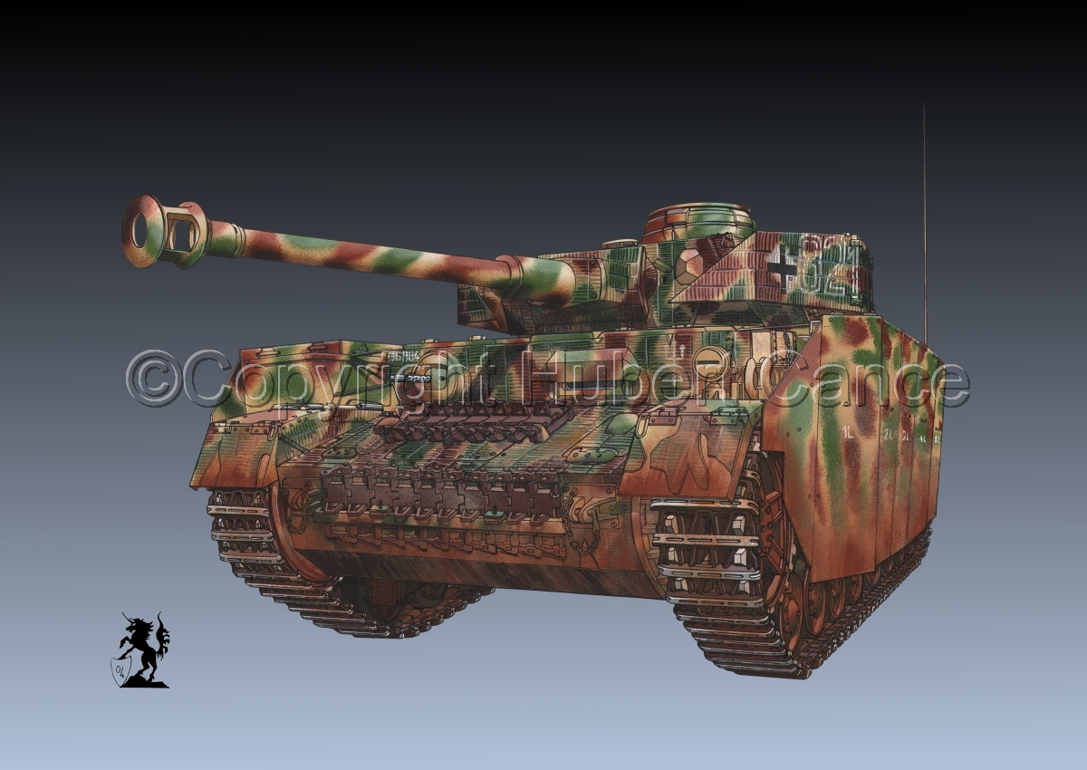PzKpfw.IV Ausf.G #1.3 (large view)
