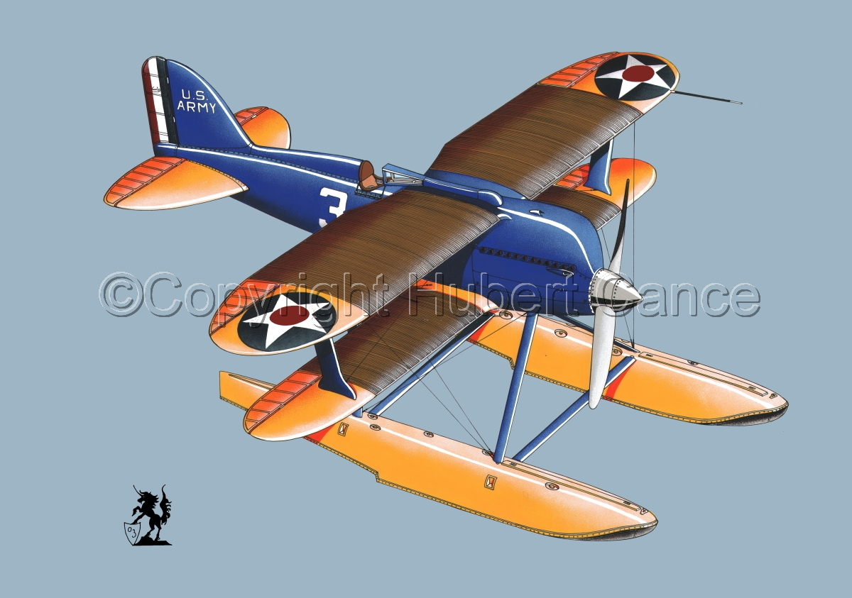 Curtiss R3C2 Army Racer #2.1 (large view)