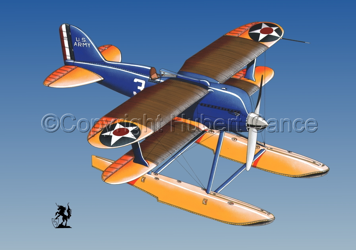 Curtiss R3C2 Army Racer #2.2 (large view)