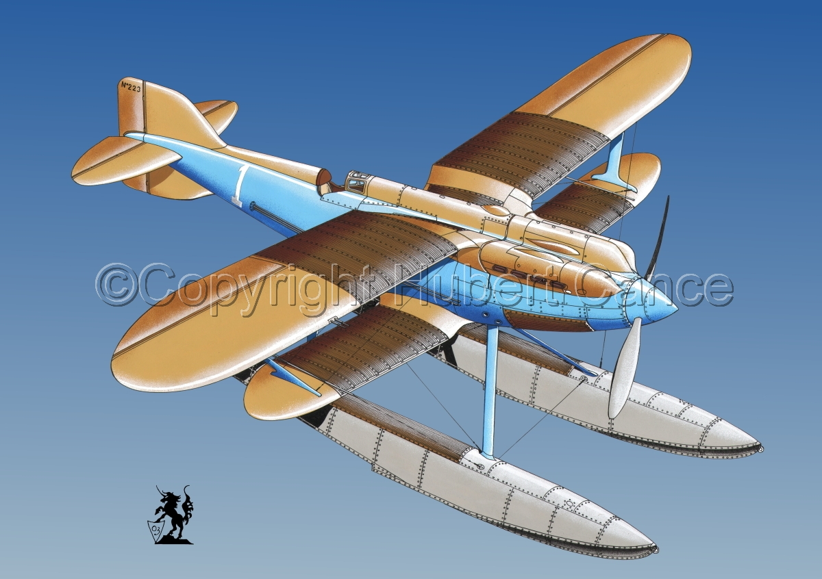 Gloster IVb Racer #2.3 (large view)