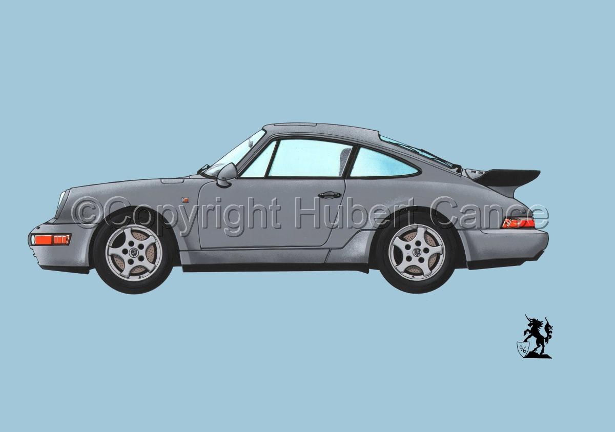 Porsche 911 #1.2 (large view)