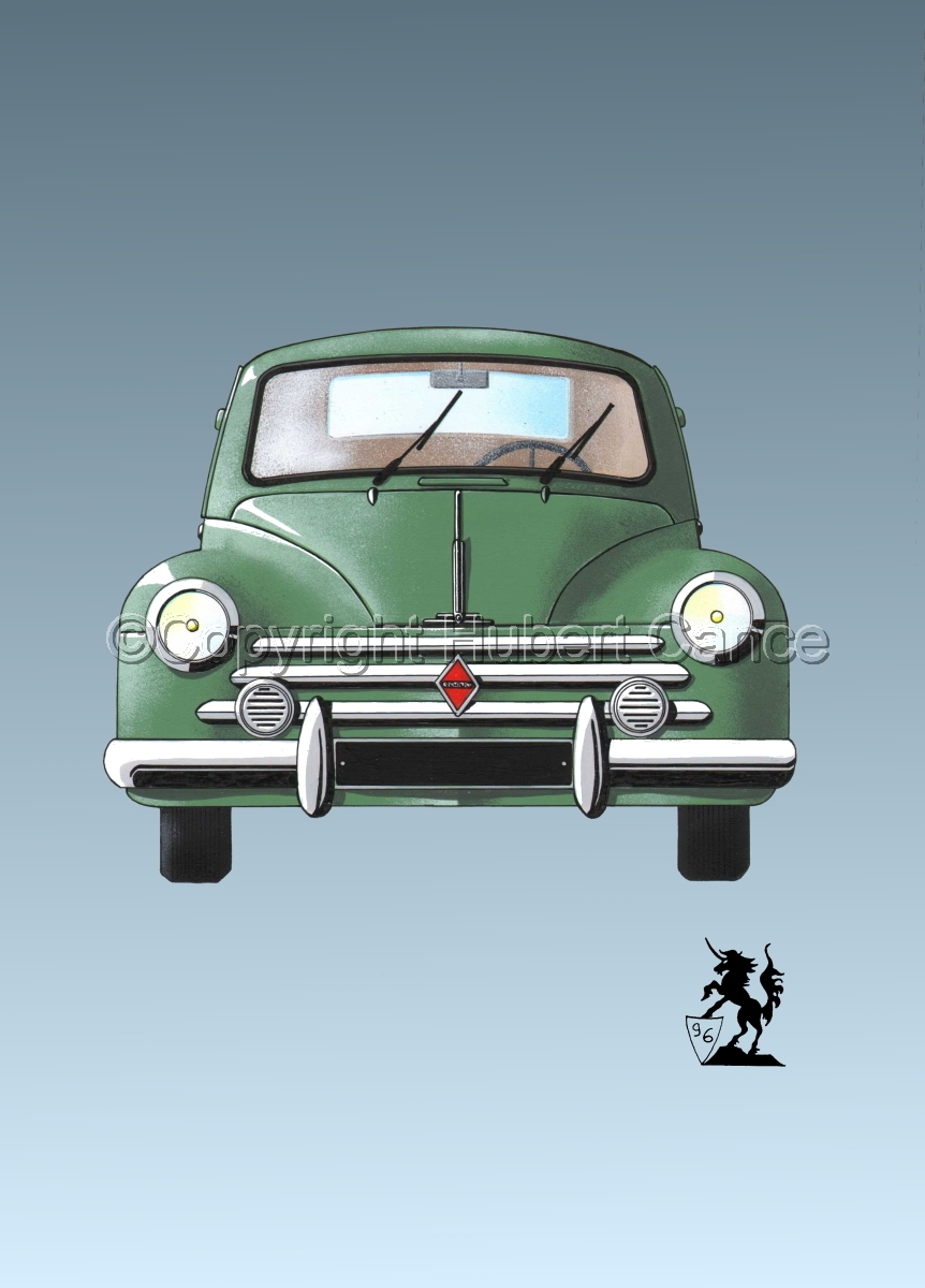 Renault 4 CV #1.3 (large view)