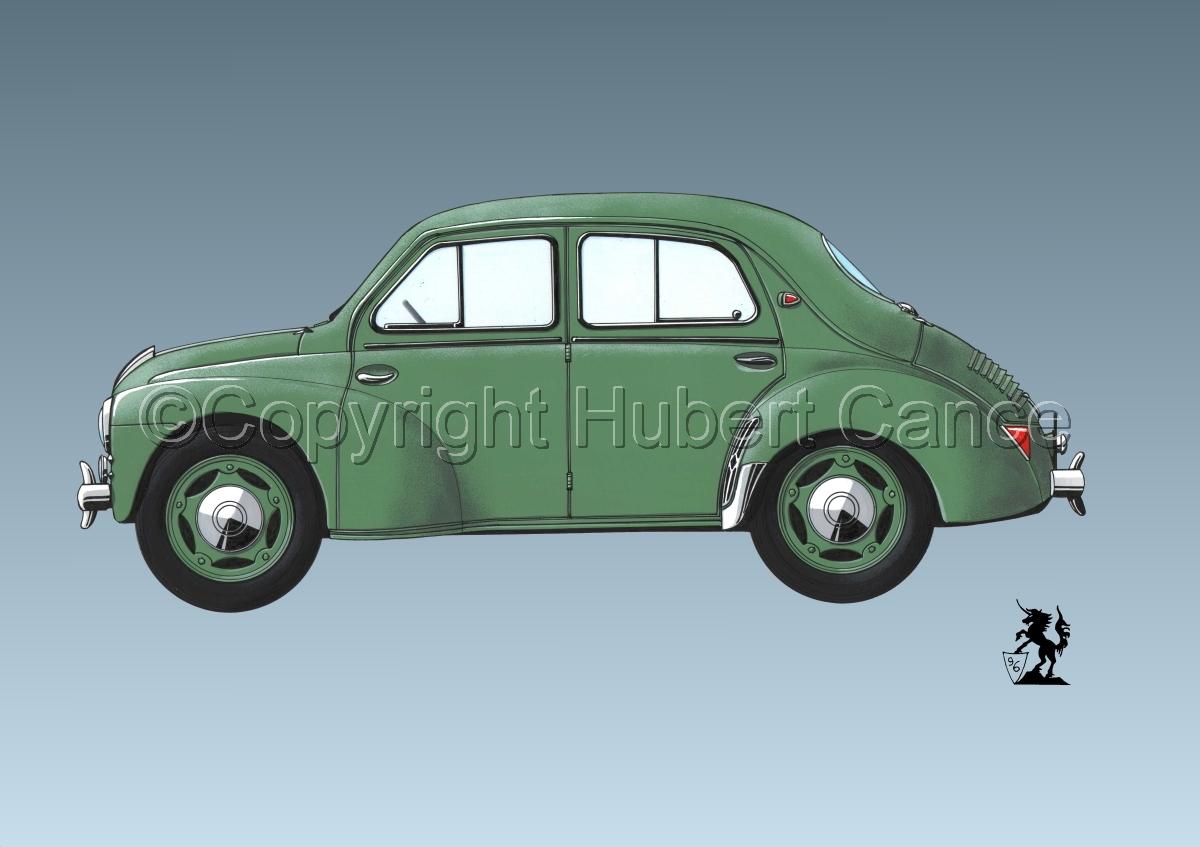 Renault 4 CV #2.3 (large view)