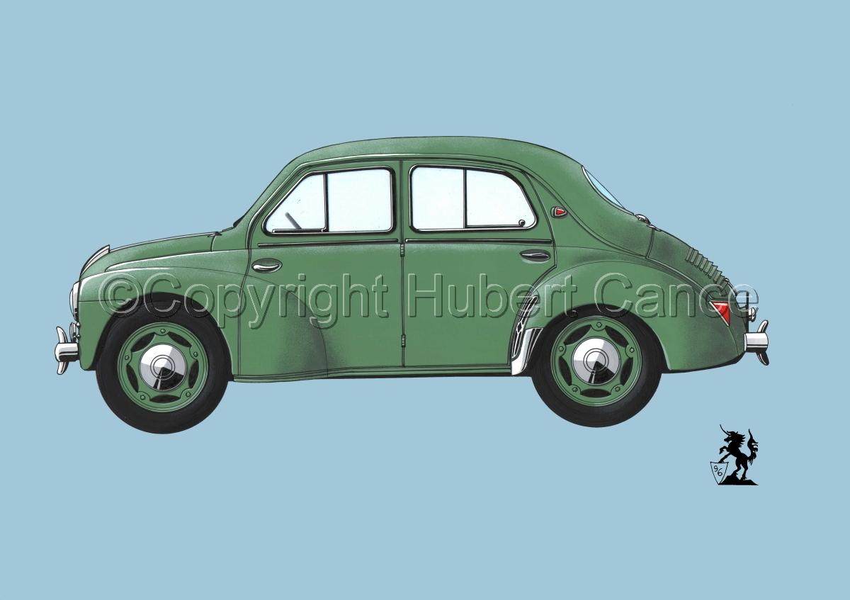 Renault 4 CV #2.2 (large view)