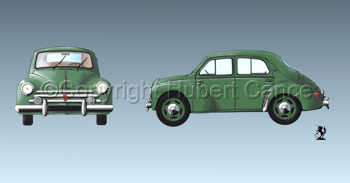 Renault 4CV 2-Views #3 (large view)