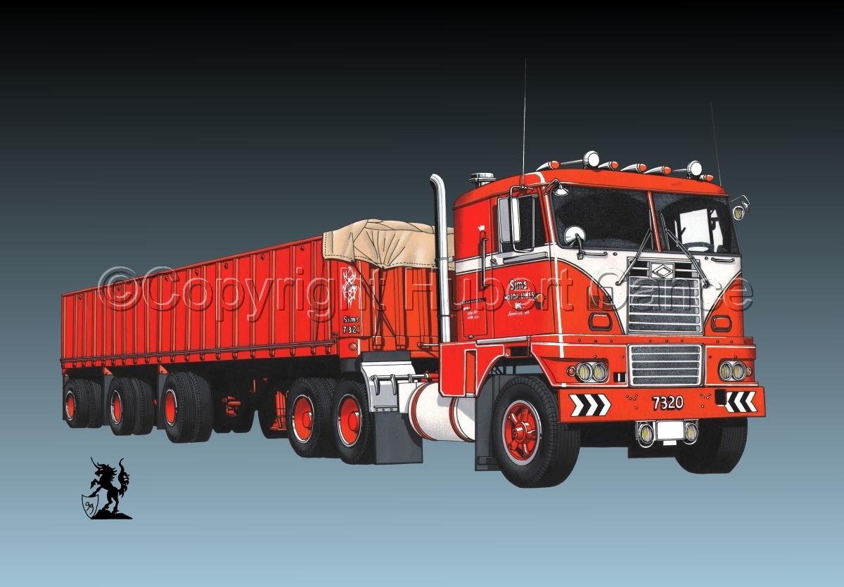 Diamond T931C #3 (large view)