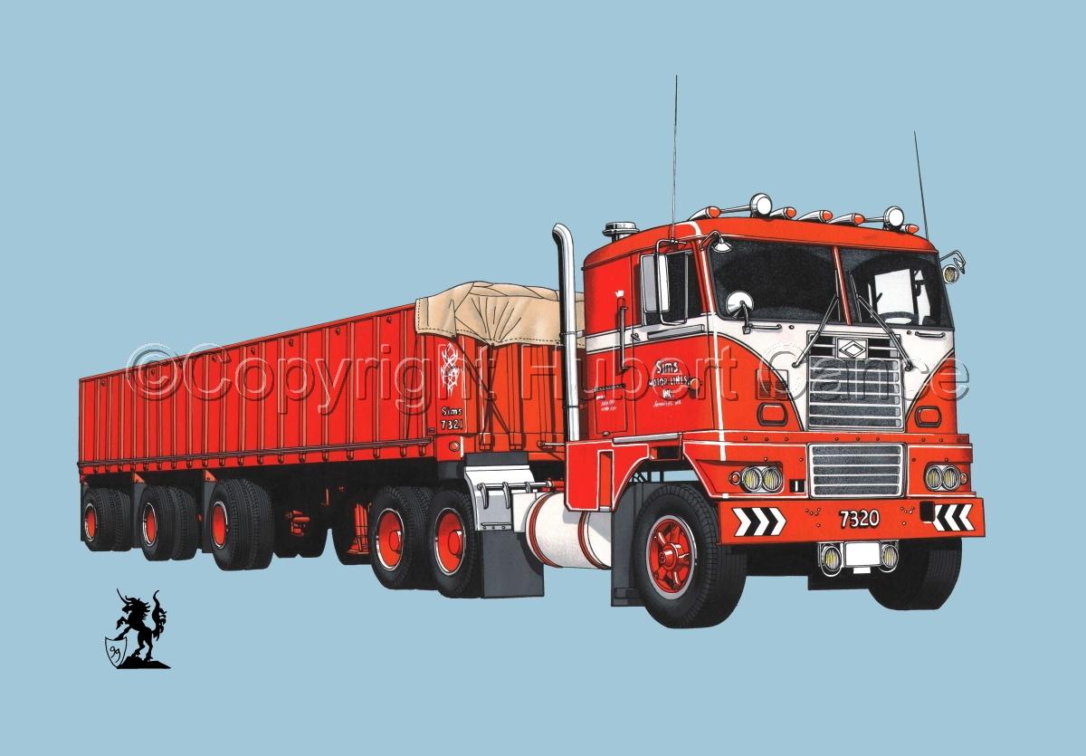 Diamond T931C #2 (large view)