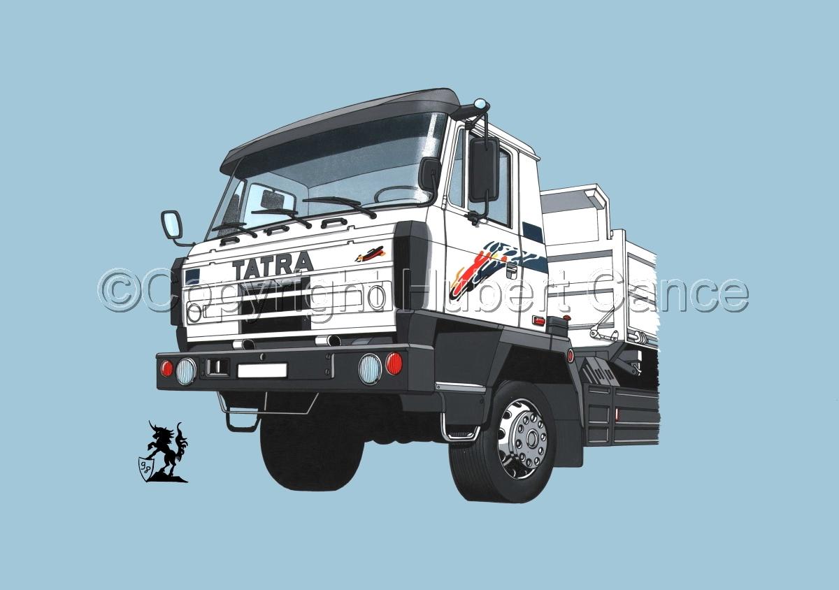 Tatra T815 #2 (large view)