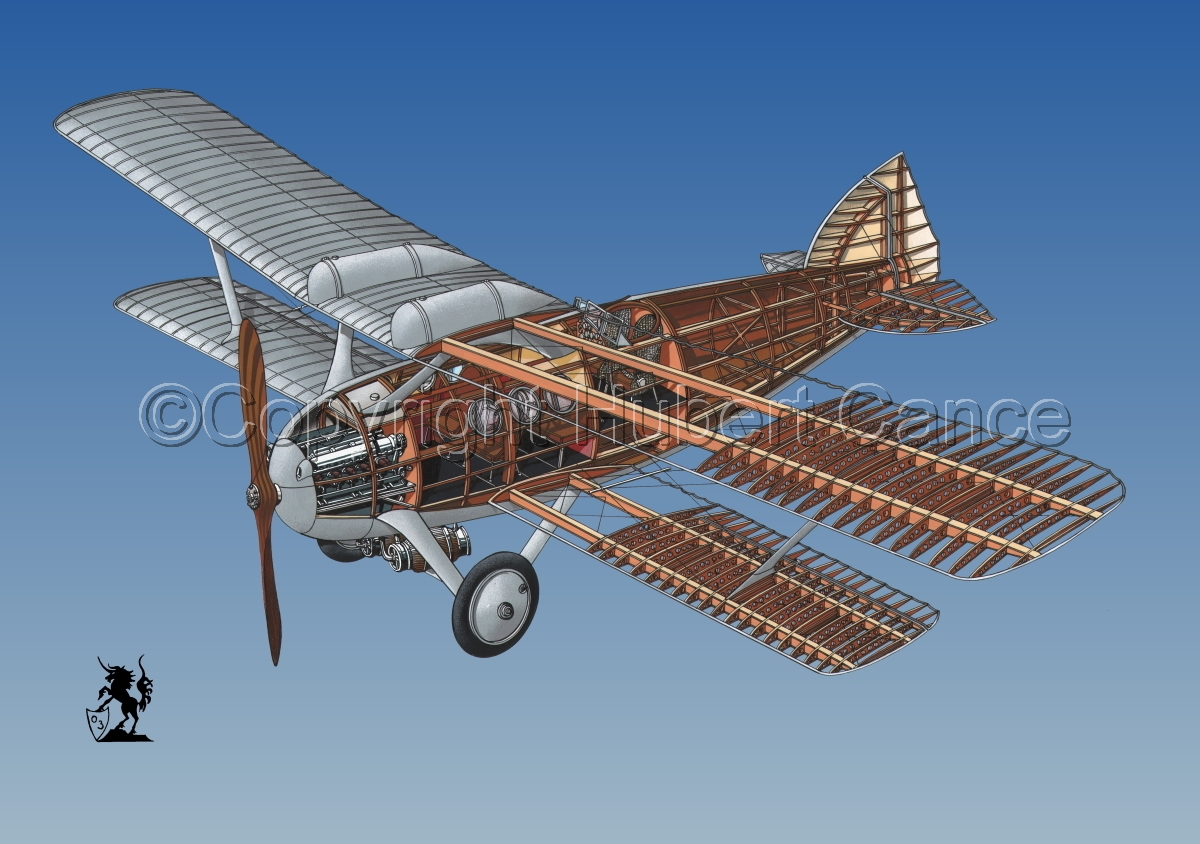 Blériot-SPAD S.46 #1.3 (large view)
