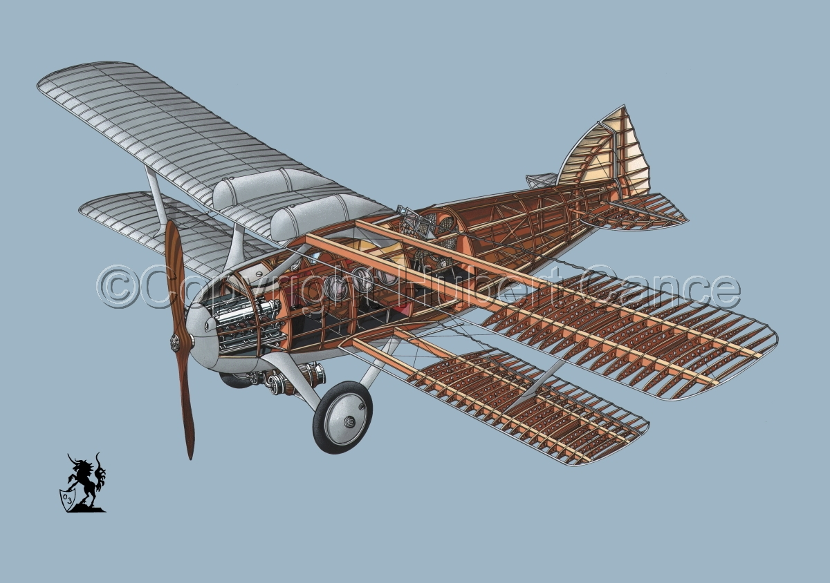 Blériot-SPAD S.46 #1.2 (large view)