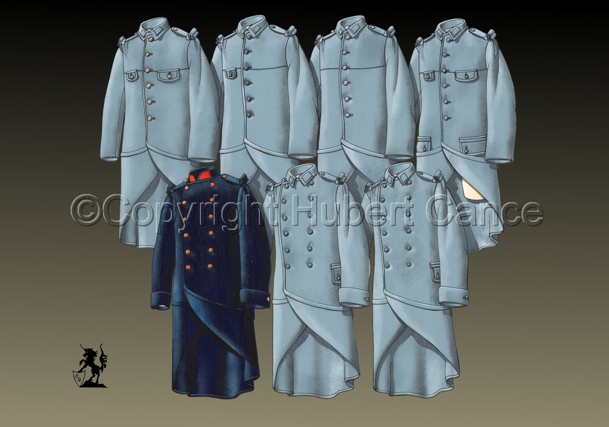 French WW1 Uniforms #2.2 (large view)
