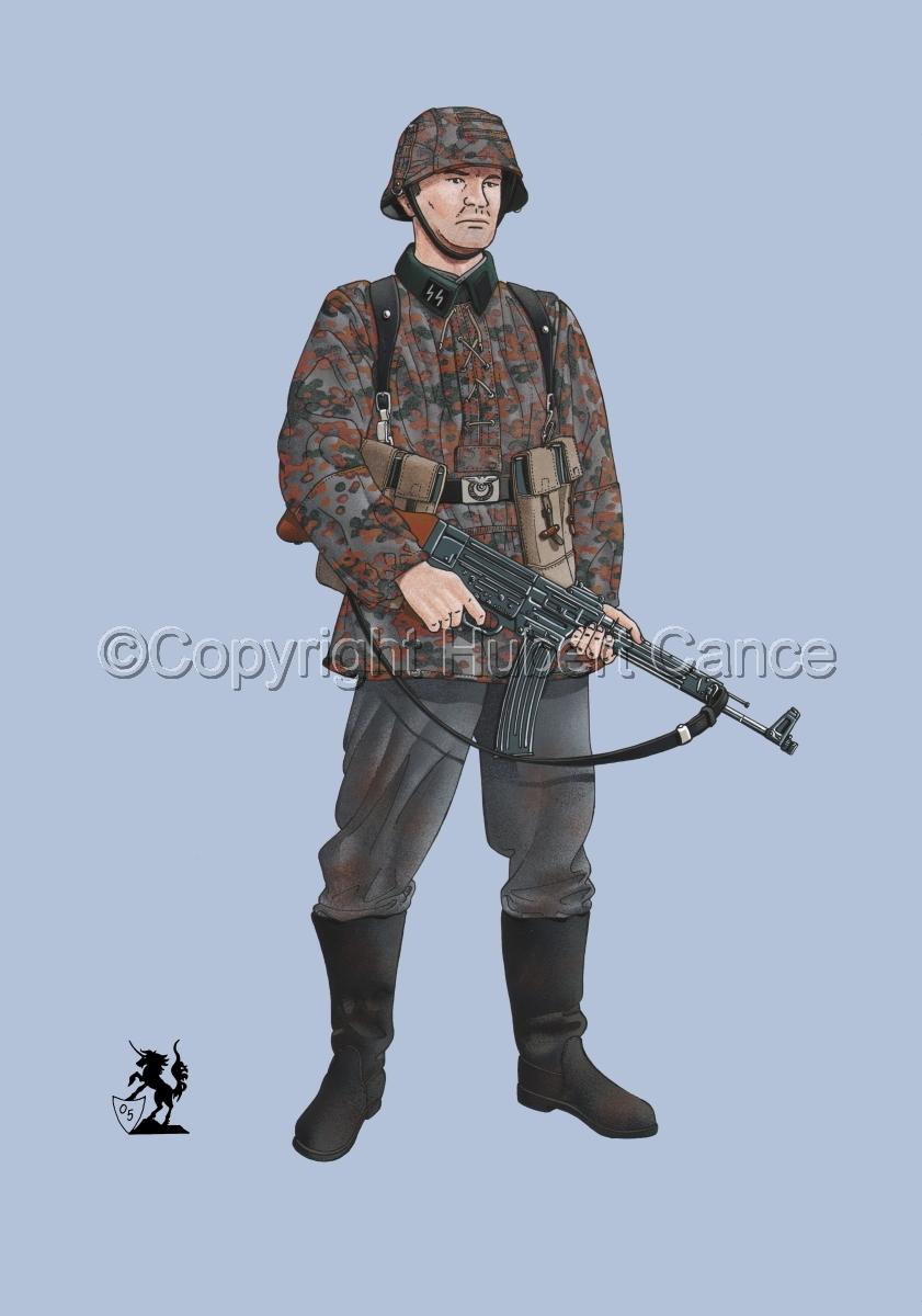 German Soldier, Berlin (1945) #1 (large view)