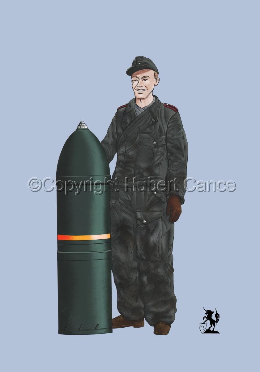 German Sturmtiger Loader (1944) #1 (large view)