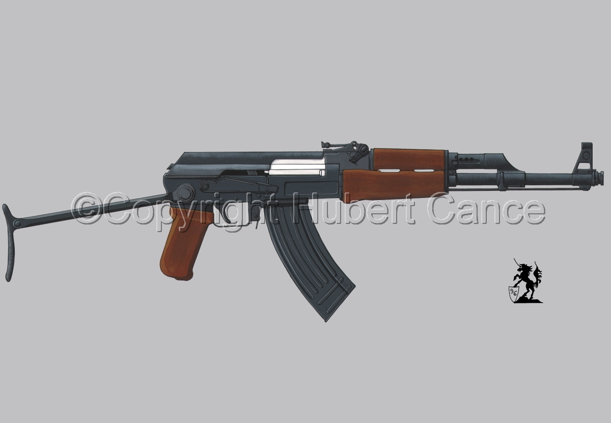 Kalashnikov AK-47 #2 (large view)