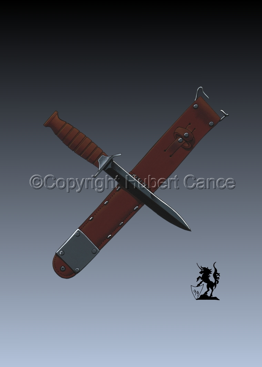 M3 Knife #3 (large view)