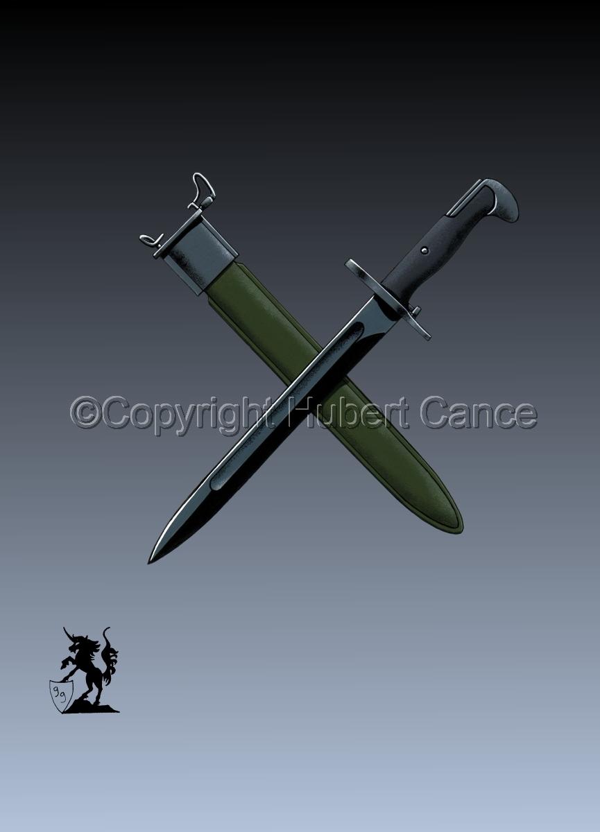 M1 Bayonet #3 (large view)