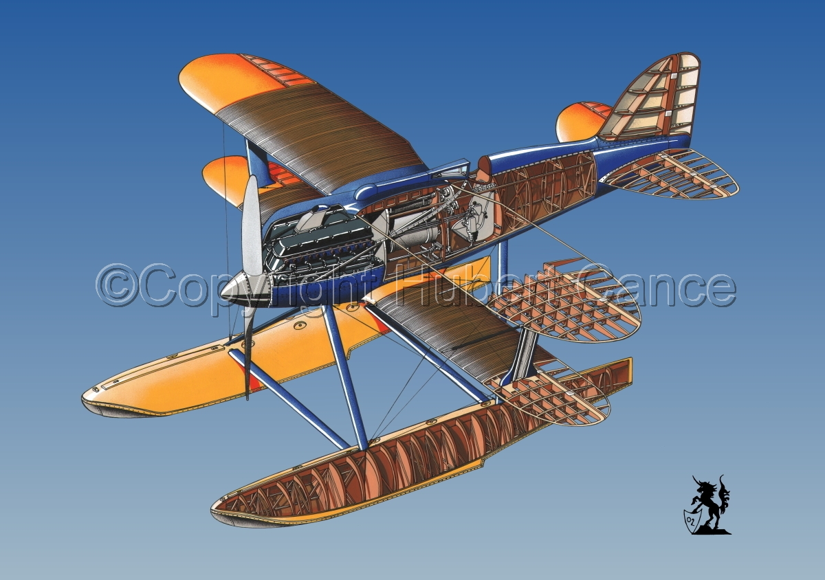 Curtiss R3C2 Army Racer #1.3 (large view)