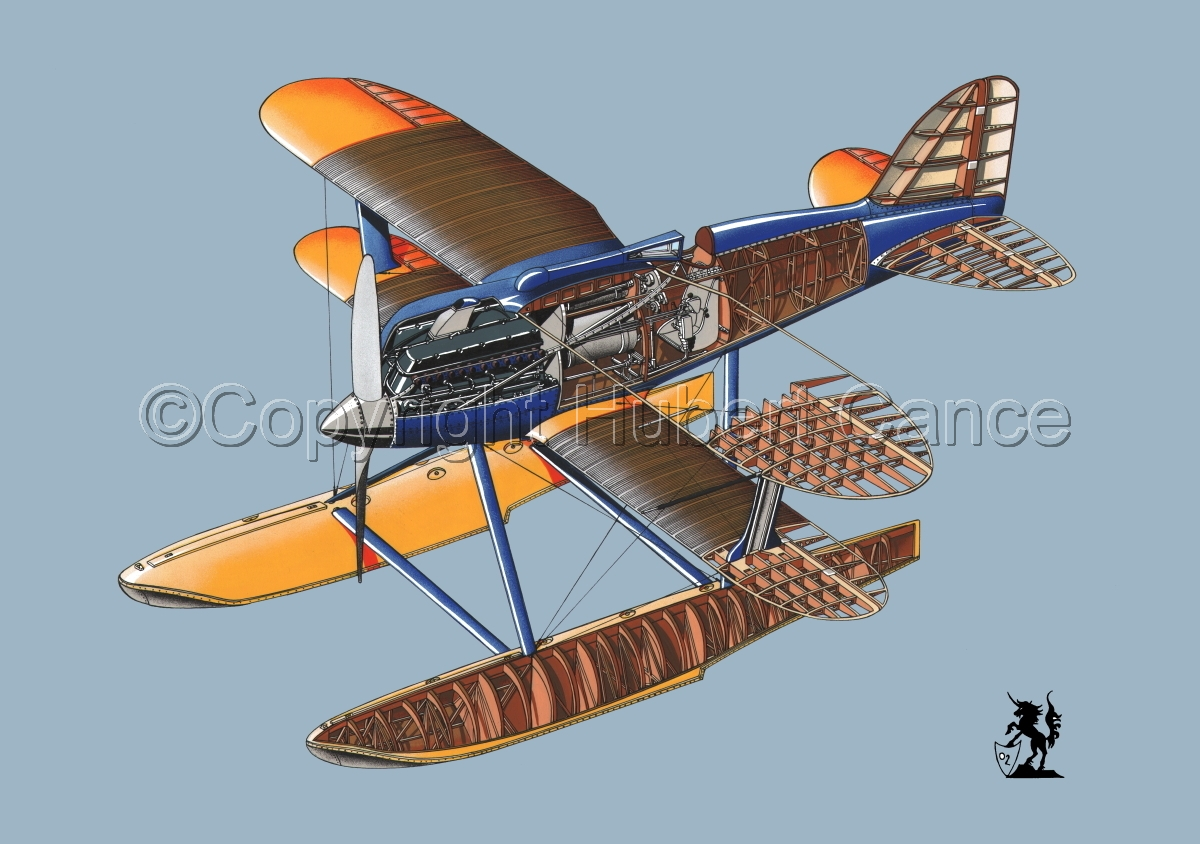 Curtiss R3C2 Army Racer #1.2 (large view)