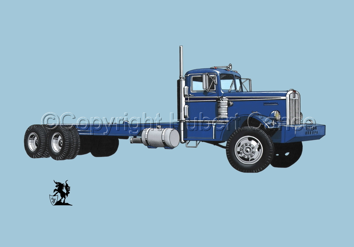 Kenworth Model 548 #2 (large view)