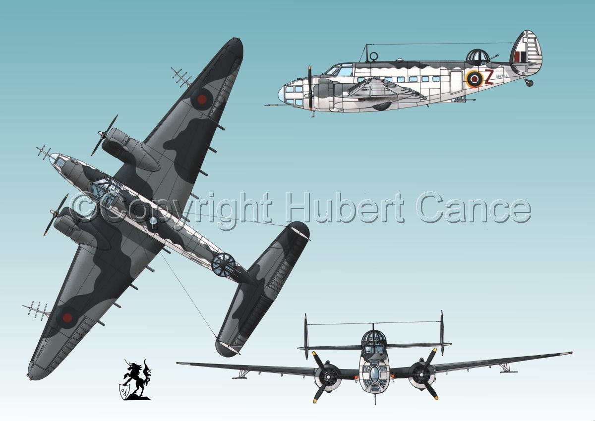 "Lockheed ""Hudson V"" #3 (large view)"