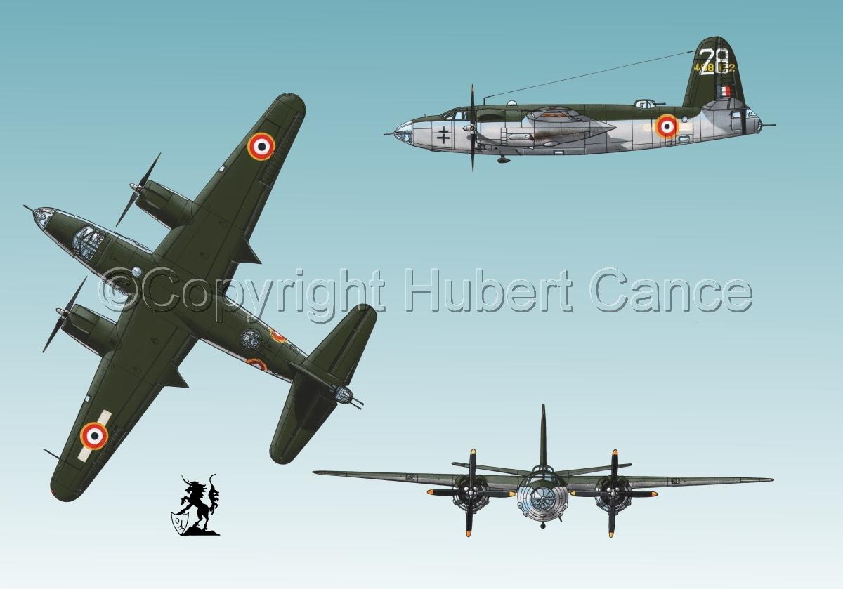 "Martin B-26G ""Marauder"" #3 (large view)"