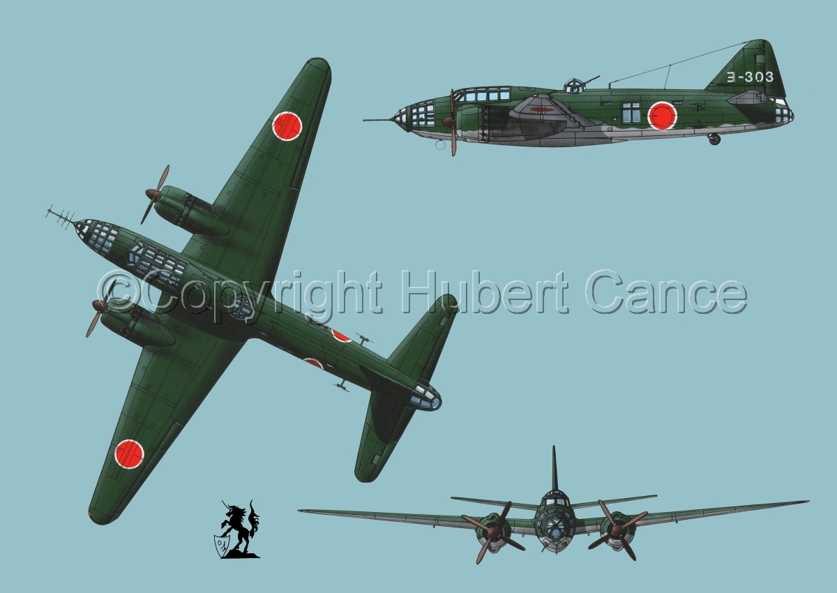 "Mitsubishi G4M3 ""Betty"" #2 (large view)"