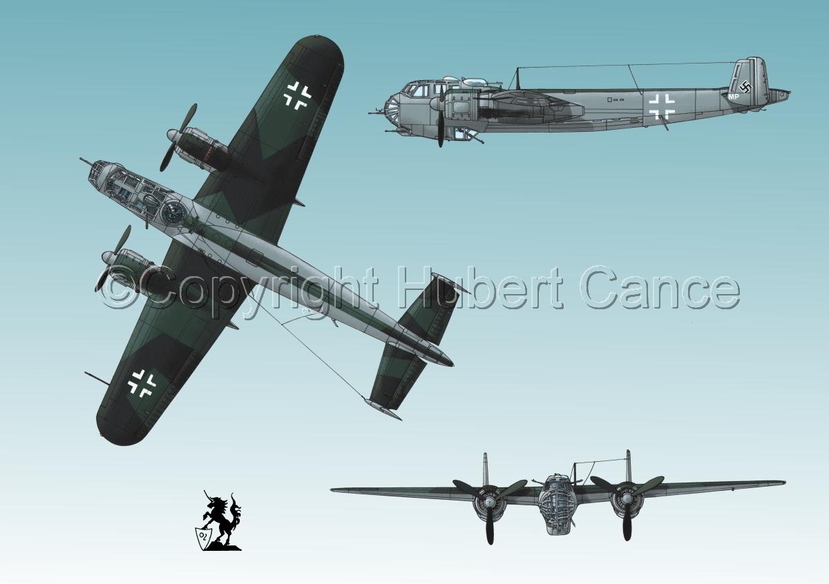 Dornier Do 217E-2 #3 (large view)