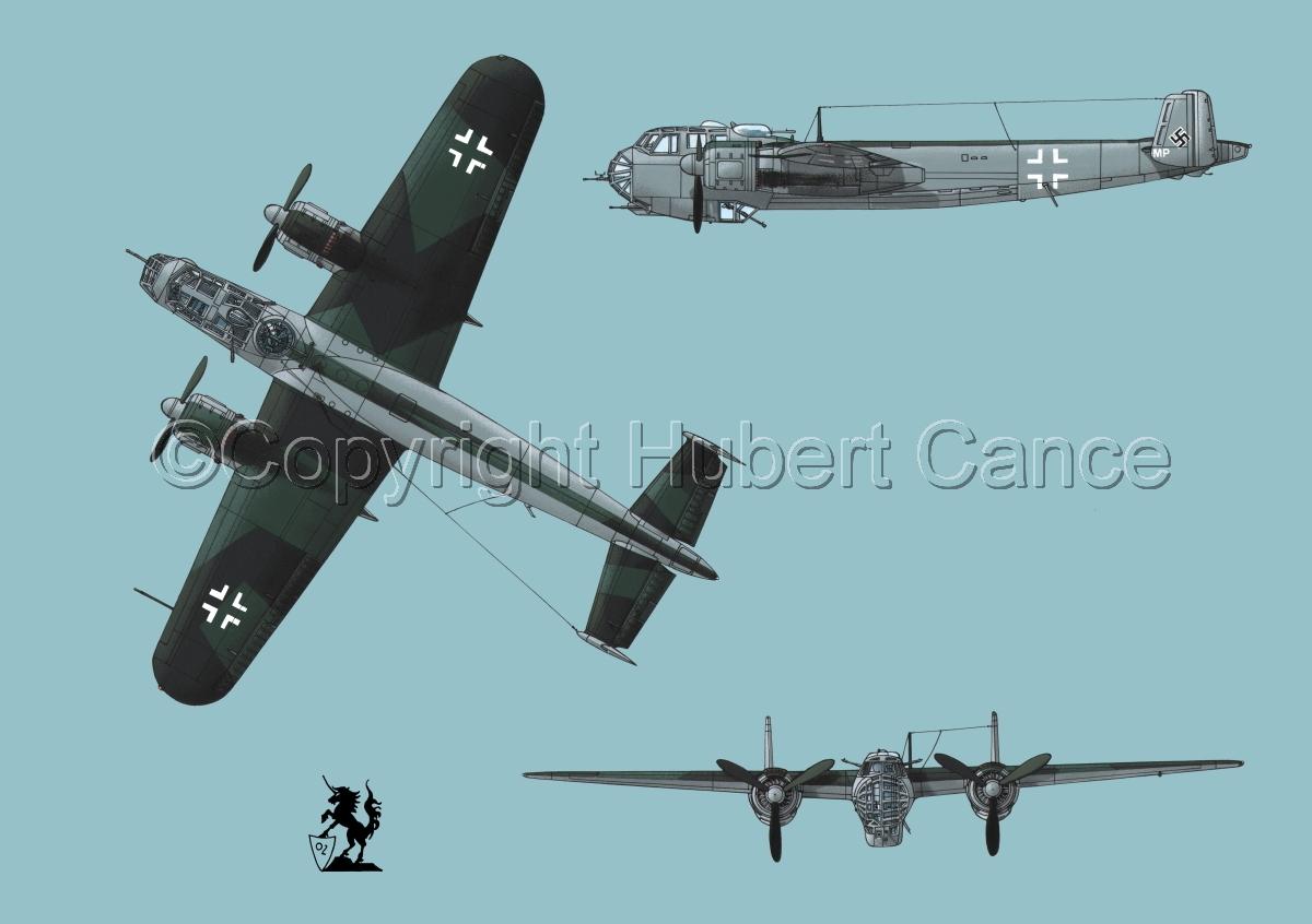 Dornier Do 217E-2 #2 (large view)