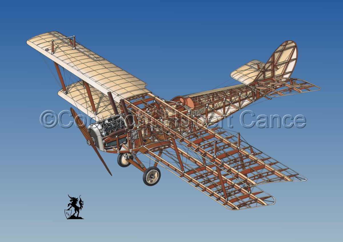 "Curtiss JN-4 ""Jenny"" #3 (large view)"