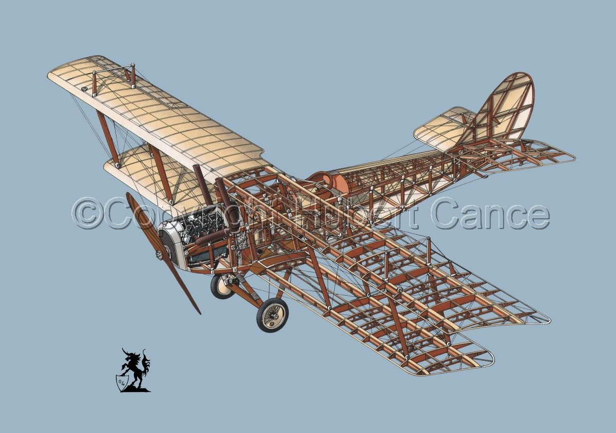 "Curtiss JN-4 ""Jenny"" #2 (large view)"