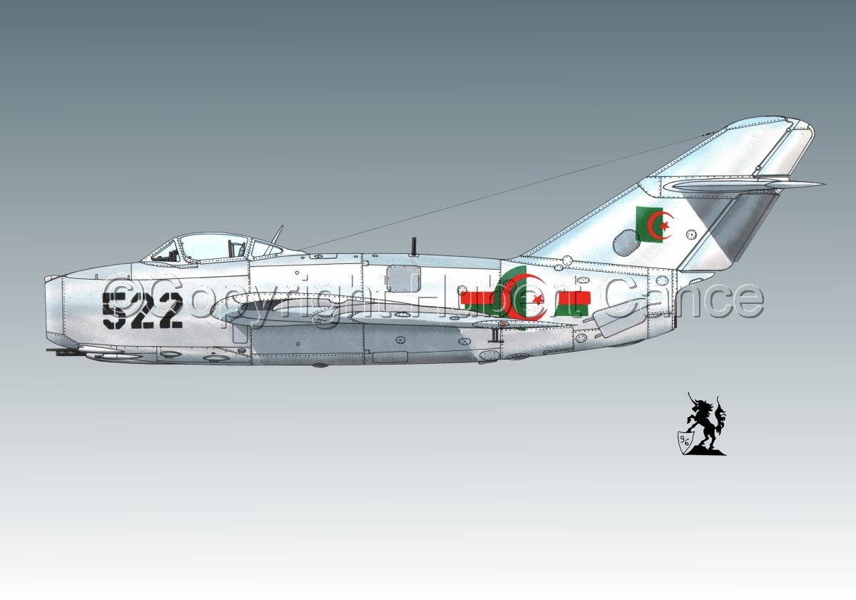 Mikoyan Gurievitch MiG.15bis #1.3 (large view)