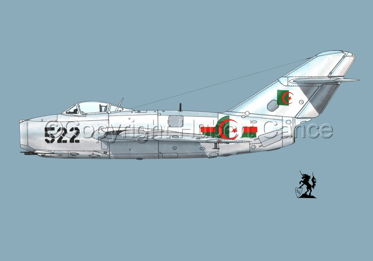 Mikoyan Gurievitch MiG.15bis #1.2 (large view)