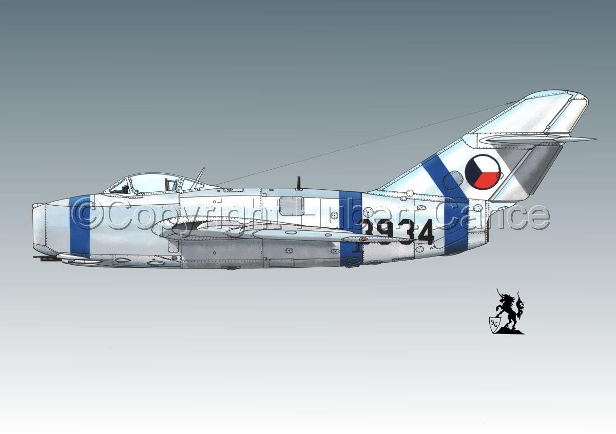 Mikoyan Gurievitch MiG.15bis #2.3 (large view)