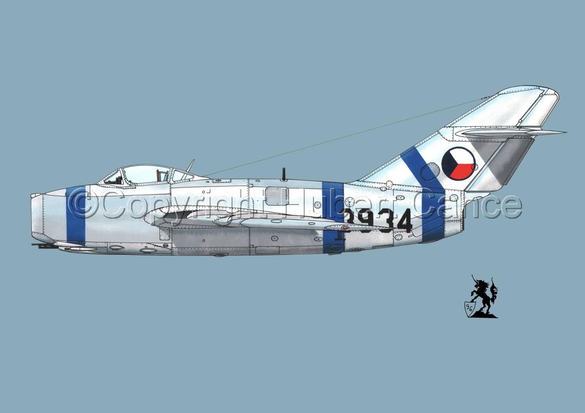 Mikoyan Gurievitch MiG.15bis #2.2 (large view)