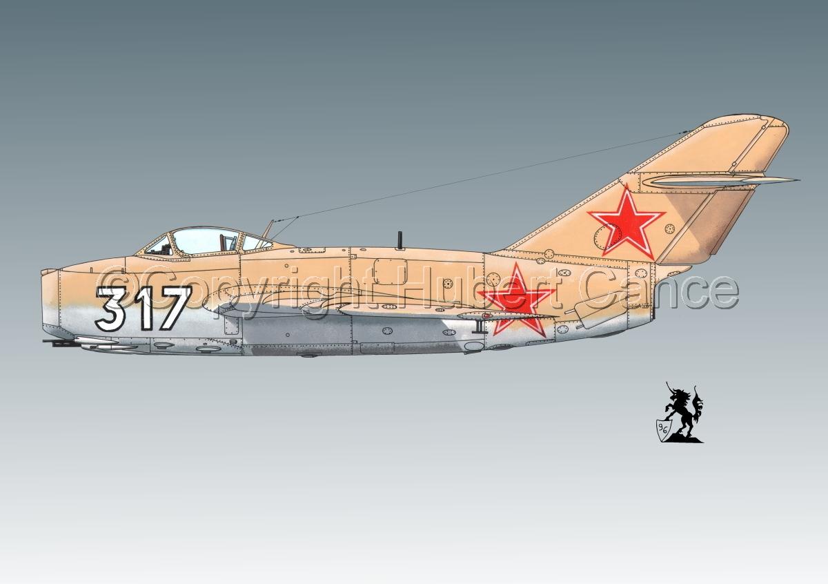 Mikoyan Gurievitch MiG.15bis #3.3 (large view)
