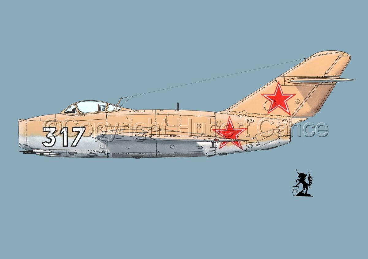 Mikoyan Gurievitch MiG.15bis #3.2 (large view)